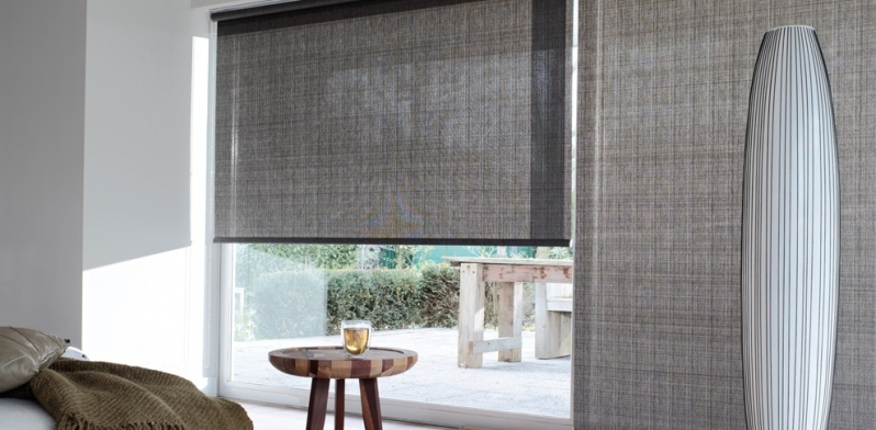 Quanto Custa Cortina Rolo Hunter Douglas ABC - Cortina Rolo Motorizada
