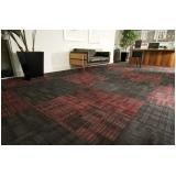 carpete em placa importado preço Vila Sônia