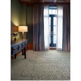 carpete em placas interface preço Jardim Paulistano