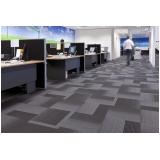 carpete em placas para escritório Cupecê