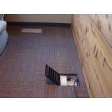 carpete para piso elevado preço Francisco Morato