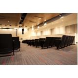 carpete para auditório