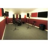 carpete para estúdio