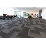 carpetes em placa 50x50 Jockey Club