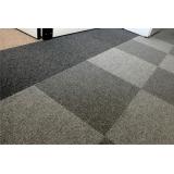carpetes em placa Aeroporto