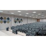 carpetes para auditório Casa Verde