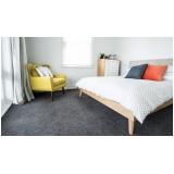 piso carpete têxtil
