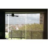 colocação de cortina rolo área externa Jardim Orly