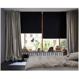 colocação de cortina rolo para quarto Jardim América