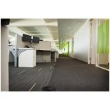 comprar carpete para escritório qual o preço Lapa