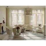 comprar cortina de linho para sala Cidade Dutra