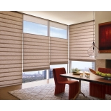 comprar persiana motorizada hunter douglas Barra Funda