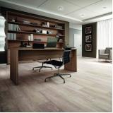 comprar piso vinílico de madeira valor Bela Vista