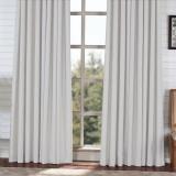 cortina blackout branca tecido preço Campo Belo