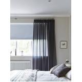 cortina blackout para quarto de casal Alto da Lapa