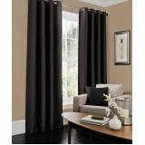 cortina blackout preta preço Bela Cintra