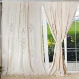 cortina de linho com blackout preço Diadema