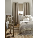 cortina de linho para quarto preço ABC