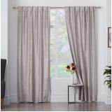 cortina de tecido blackout preço Taboão da Serra