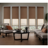 cortina rolo motorizada preço Ibirapuera
