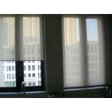 cortina rolô para apartamento orçamento Taboão da Serra