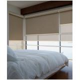 cortina rolo para quarto Embu das Artes