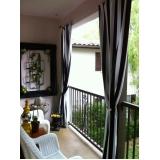 cortina rolô para varanda orçamento Itaim Bibi
