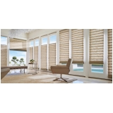 cortina romana hunter douglas Bela Vista