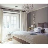 cortina blackout para quarto de casal