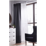 cortinas blackout preta Francisco Morato