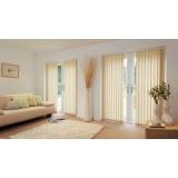 cortinas de linho para sala Jardins
