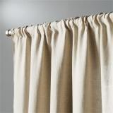 cortinas de linho Jardim Bonfiglioli