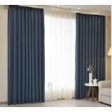 cortinas de tecido blackout ABCD