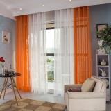 cortinas de voal para sala Bela Cintra