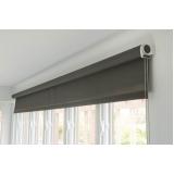 cortinas rolo com guia lateral Diadema