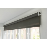 cortinas rolo com guia Jockey Club