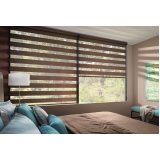 cortinas romana hunter douglas Bela Vista