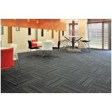 instalação de carpete em placa 50x50 Aeroporto