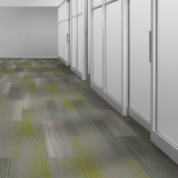 instalação de carpete em placas interface Jardim das Acácias