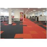 instalação de carpete em placas para escritório Tucuruvi