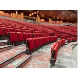 instalação de carpete para auditório Brooklin