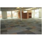 instalação de carpete para piso elevado ABC