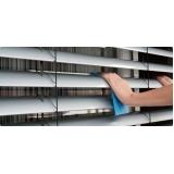 limpeza e manutenção de persianas preço Alto de Pinheiros