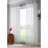 loja de cortina voil para apartamento Barra Funda