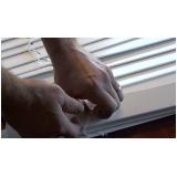 limpeza e manutenção de persianas