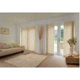 persiana vertical para sala de estar preço Jardim Orly