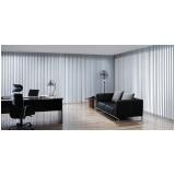 persiana vertical para escritório