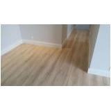 piso laminado carvalho Bela Vista