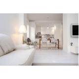 piso laminado durafloor branco malibu Vila Clementino