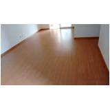 piso laminado para escritório preço Vila Clementino